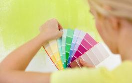 Como escolher as cores para a sua casa