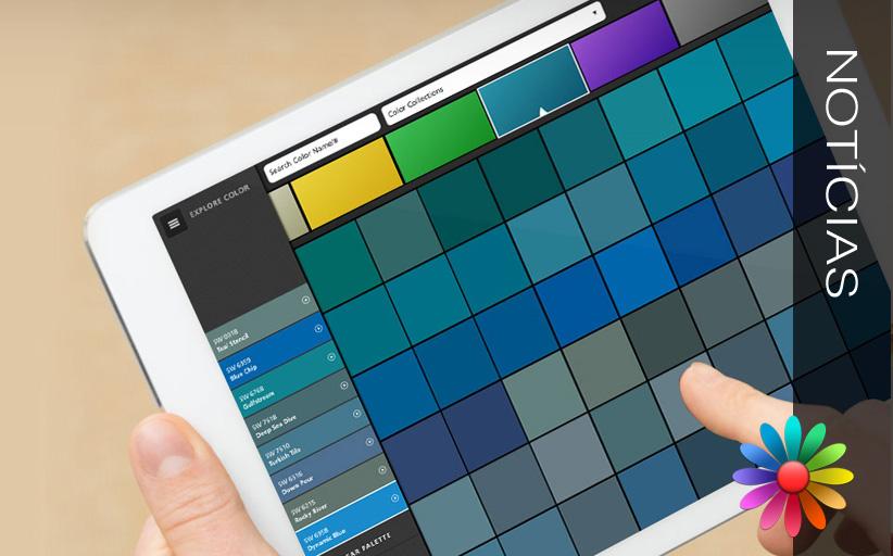 Apps – Simuladores de Cores