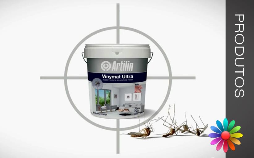 Artilin 3A Mate Anti-insectos e Anti-ácaros