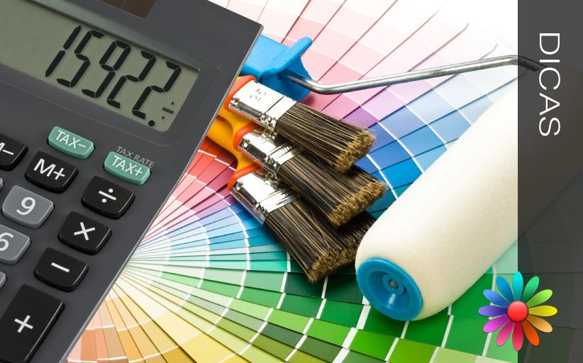Calculadora de Tinta