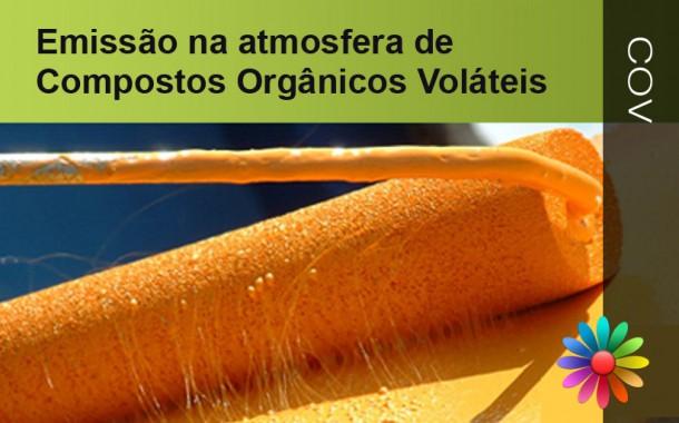 COVs – Compostos Orgânicos Voláteis