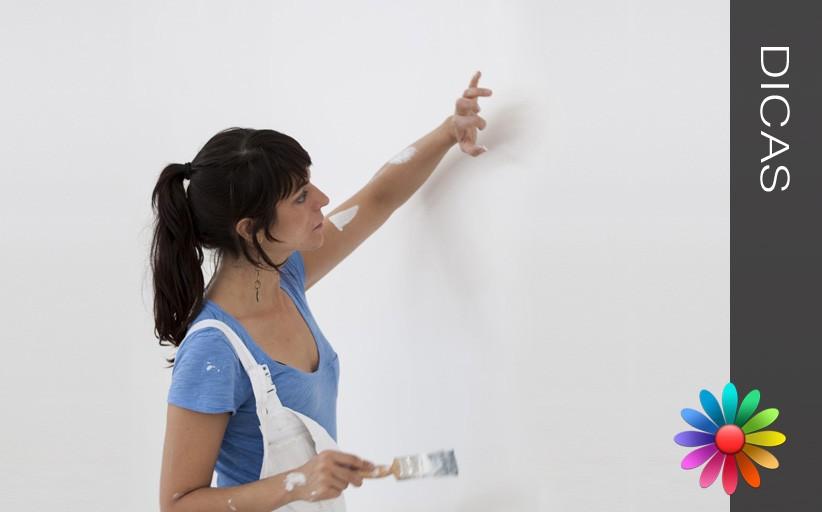 Conselhos e Dicas para Pintar