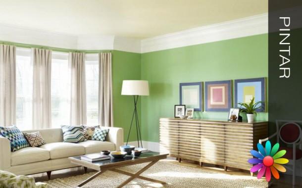 Ordem Correcta para Pintar Um Interior