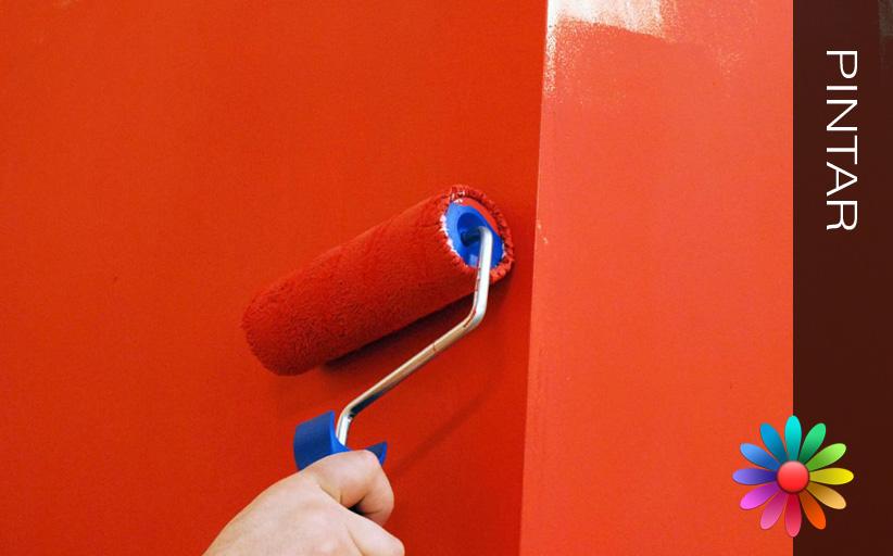 Guia Geral – Pintar Interiores – Paredes e Tetos