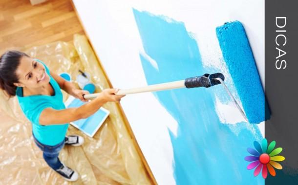 Preparar e Pintar Paredes e Tectos no Interior