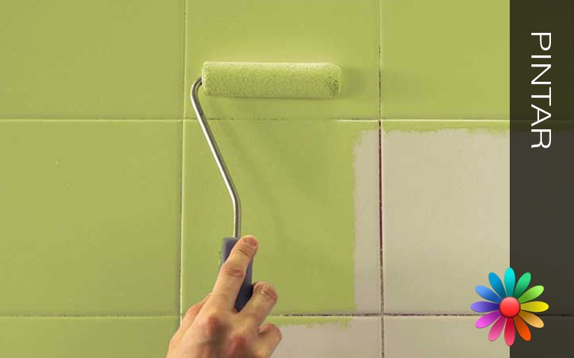 Aprenda como pode pintar os azulejos da sua casa