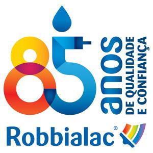 Robbialac 85 Anos