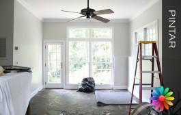 Sequência + Correta Para Pintar Interior