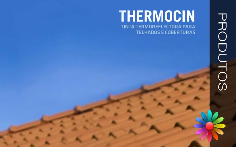 THERMOCIN – Tinta Termoreflectora