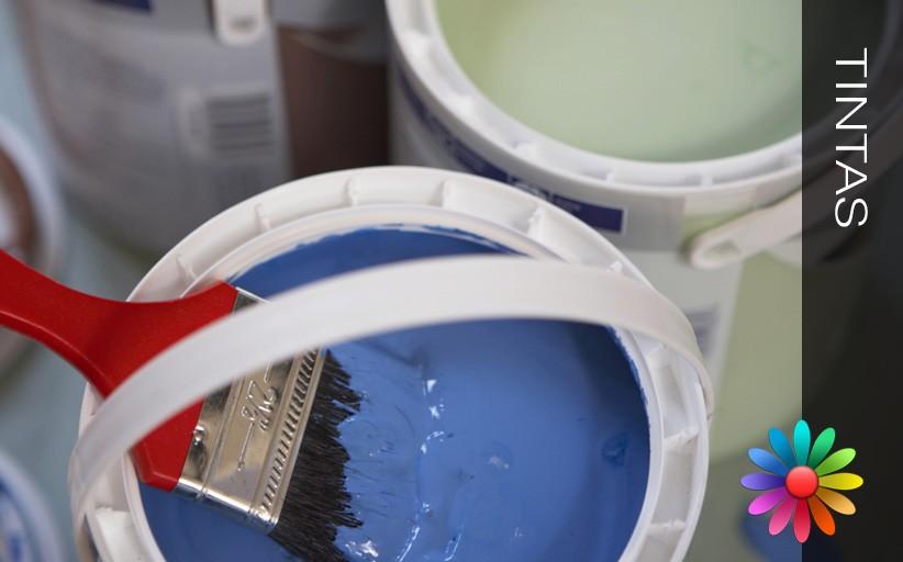 Tintas de Água para Interiores