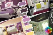 Cores – Ideias para a Sua Casa – Quarto Casal
