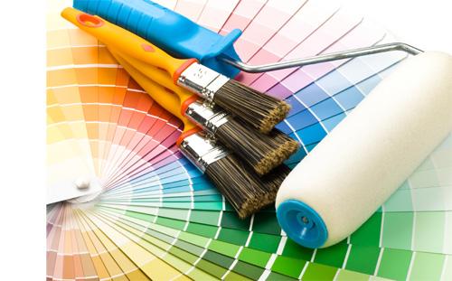 materias pintura