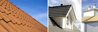 telhados termo
